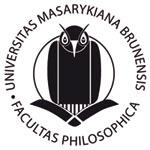 Logo laboratoře geoinformatiky a kartografie při gú přf mu eps